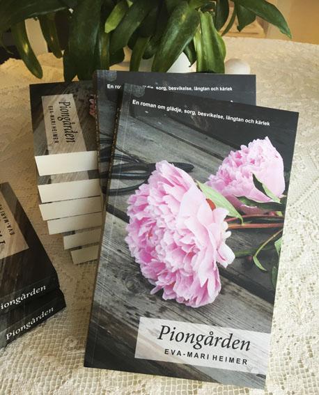 Piongården, min fjärde roman