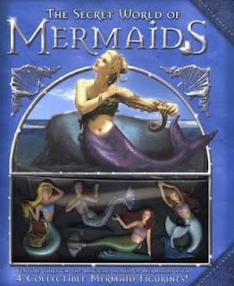 The Secret World Of Mermaids by Francine Rose