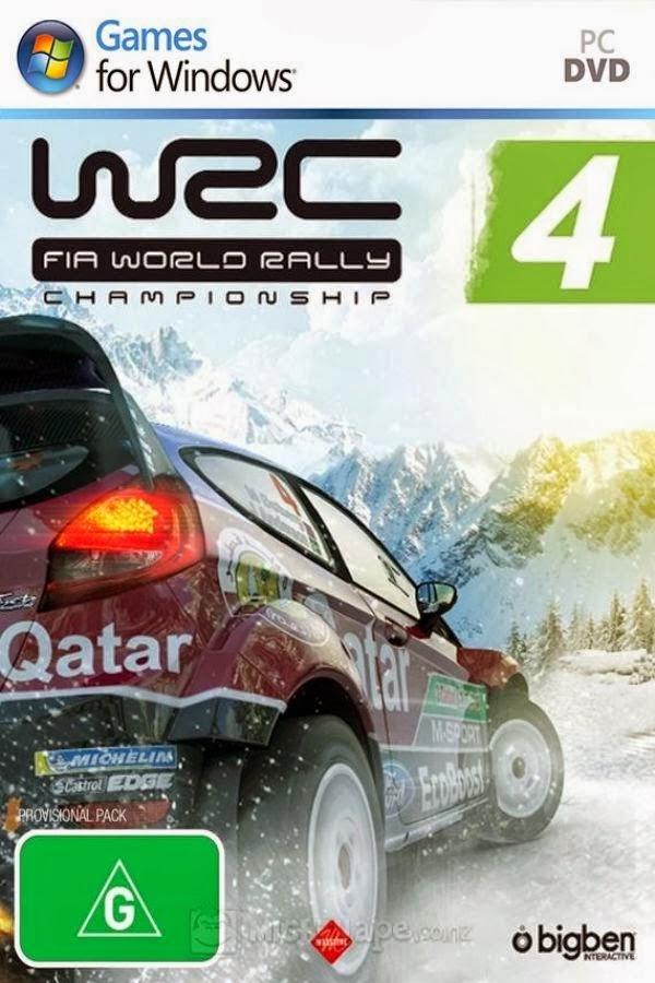 wrc 4 fia world rally championship pc download free