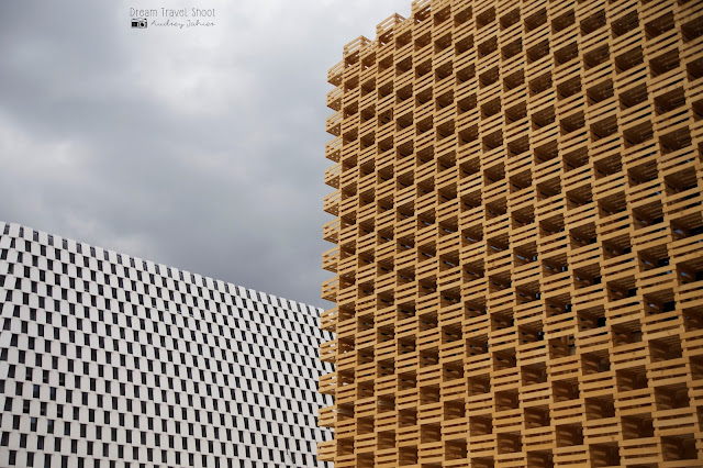 Exposition universelle Milano expo 2015 Pavillon Pologne
