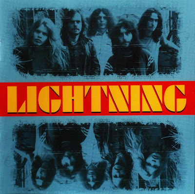 Lightning - Lightning (1968-1974 Us Hard Rock - Wave)