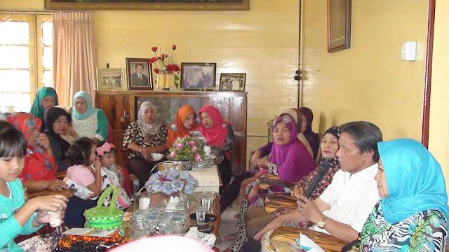 Cawako HM dan Istri Dialog dengan Pengrajin Kota Sungai Penuh