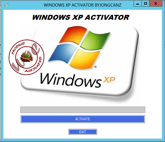 Windows Xp Sp3 Activation Crack