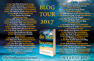 Blog Tour - Do Not Become  Alarmed