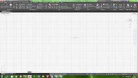 Установка белого фона для рабочего стола AutoCAD