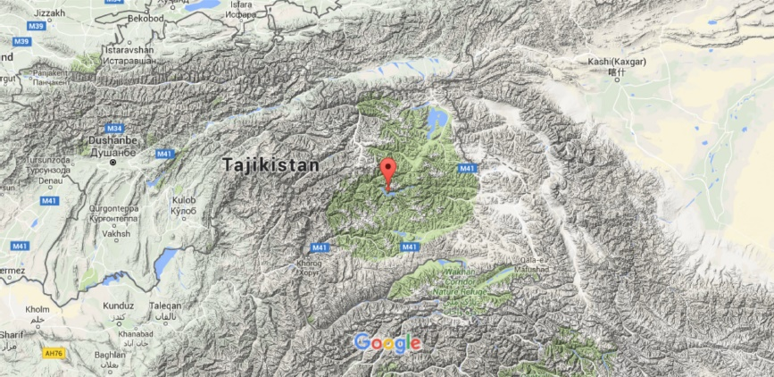 Sciency Thoughts Magnitude 72 Earthquake kills two in Tajikistan