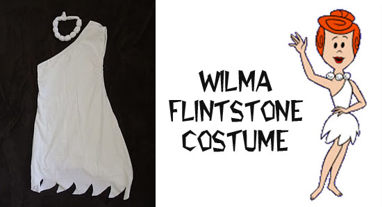 Wilma flintstone costume tutorial peek a boo pages patterns youll probably get it done much faster than i did little miss is in love with my sewing scissors making it very difficult to lay projects on the floor solutioingenieria Gallery