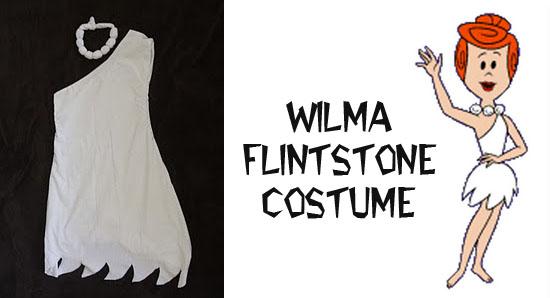 wilma flintstone costume tutorial peek a boo pages patterns