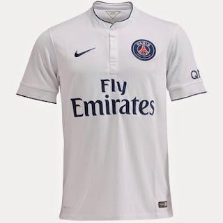 gambar jersey PSg terbaru musim depan 2015 2016