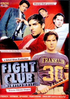 Fight Club Hindi Songs MP3