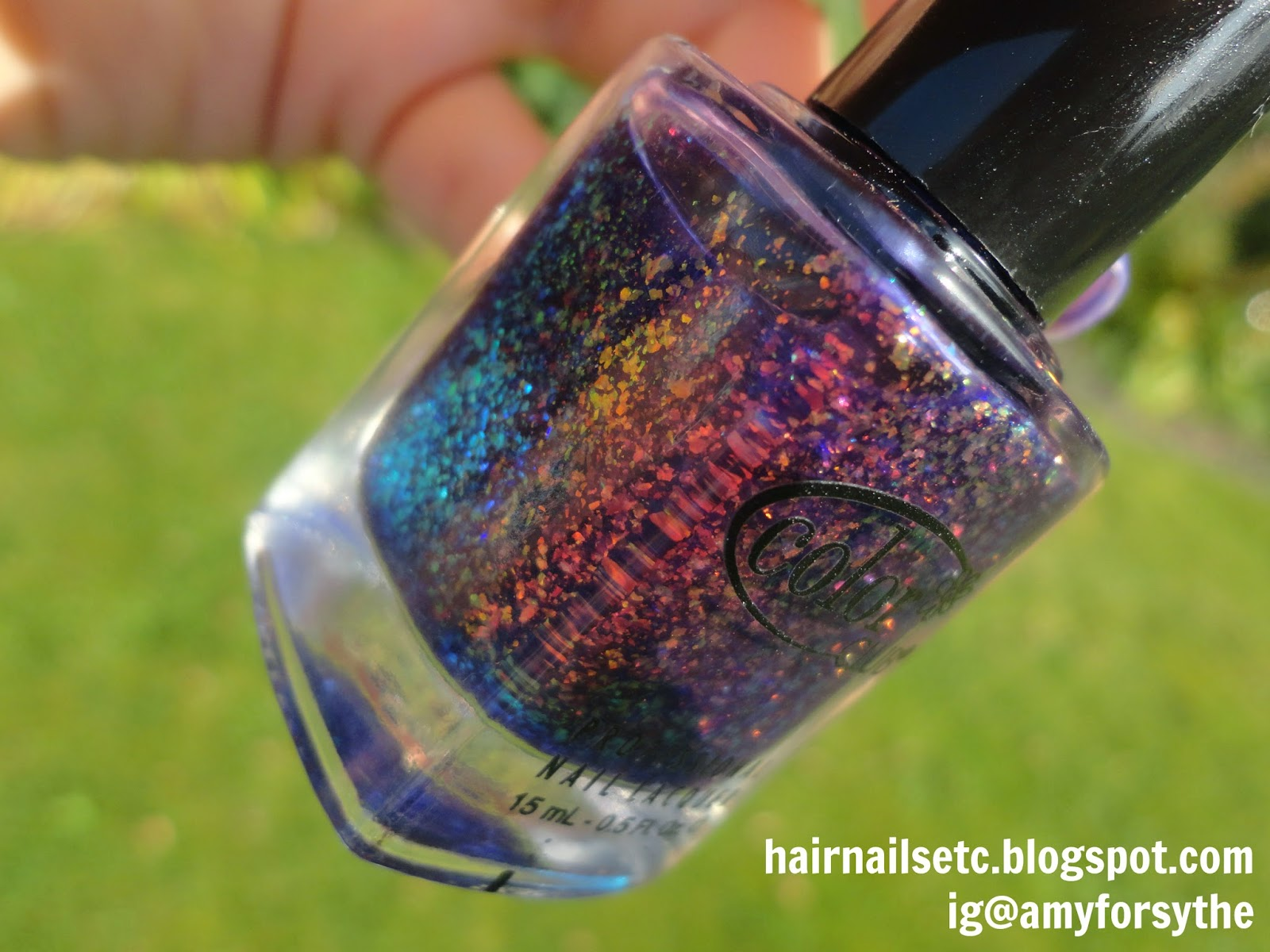 Swatch and Review of Color Club Nail Lacquer in The Uptown from Girl About Town Collection, Fall 2013