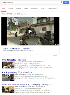 AVA Gameplay Google Search