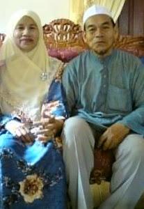 papa & mummy :)