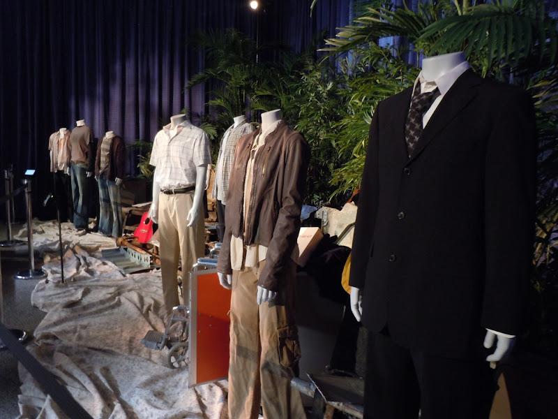 LOST pilot episode TV costumes