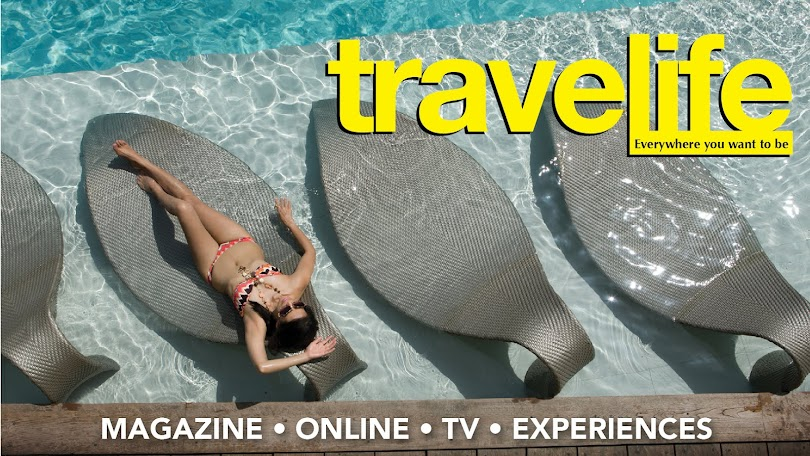 Travelife Magazine&#39;s         Suitcase Tales