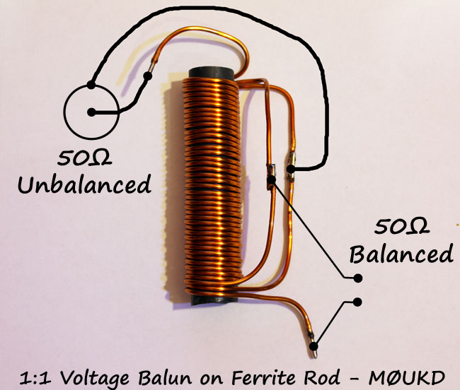 how to make ball from balun