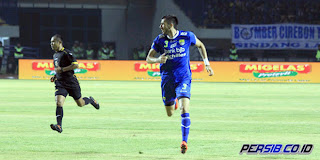 Jelang Piala Sudirman 2015: Vujovic Siap Kembali ke Persib, Zulham Diragukan