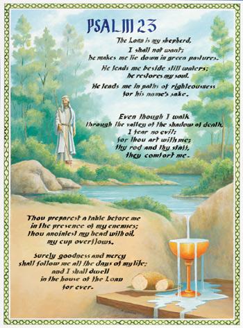 Kort bybel verse