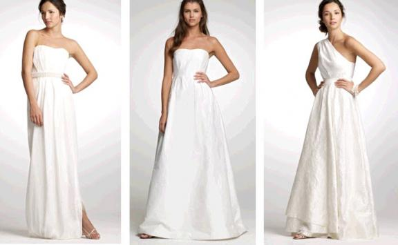 simple wedding dresses - Wedding Guest Dresses