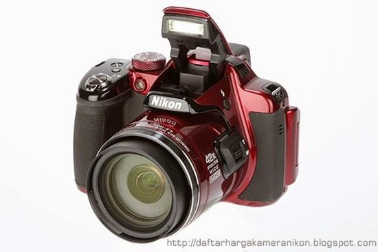 Harga dan Spesifikasi Kamera Nikon Coolpix P520