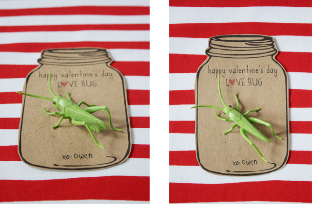 owen is all boy so the idea of handing out plastic bugs to his classmates thrilled him - Valentine Ideas For Classmates