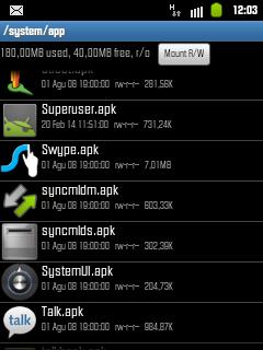 Perbedaan Antara Odex Dan Deodex Pada Device Android