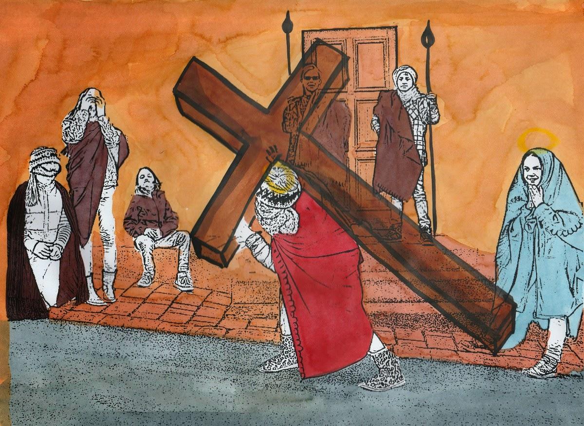 Gemütlich Jesus Auf Dem Kreuz Malvorlagen Fotos - Entry Level Resume ...