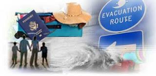 Hurricane Prep Collage