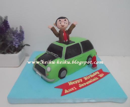 Game Mr Bean Car Parking