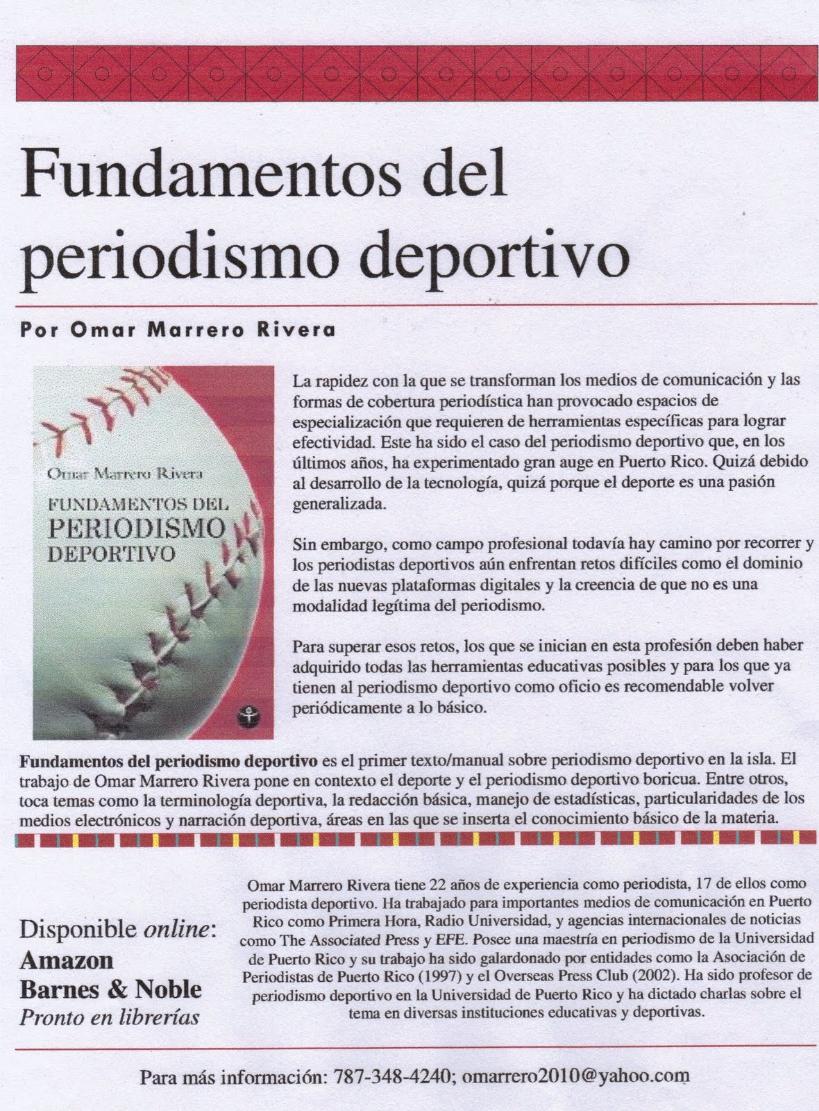 HISTORICAL WEBPAGE OF ILLESCANOS.ORG BY VAZCORP Corp. baseball - New
