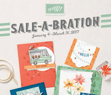 It's Sale-A-Bration Time!!!