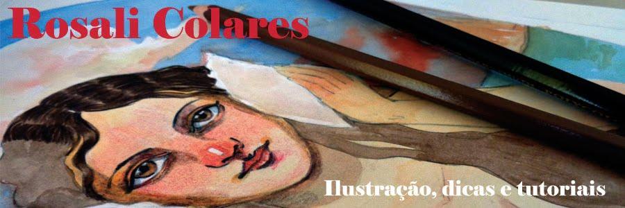 Rosali Colares ilustração
