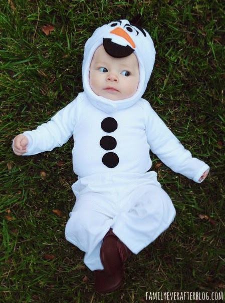 Ever After Easy Olaf Costume