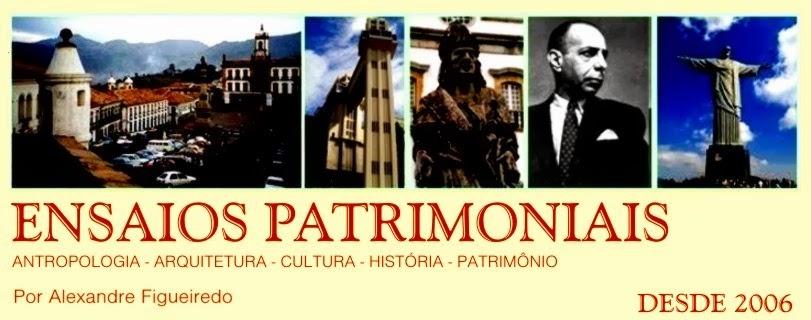 Ensaios Patrimoniais - Dedicado às Ciências Sociais
