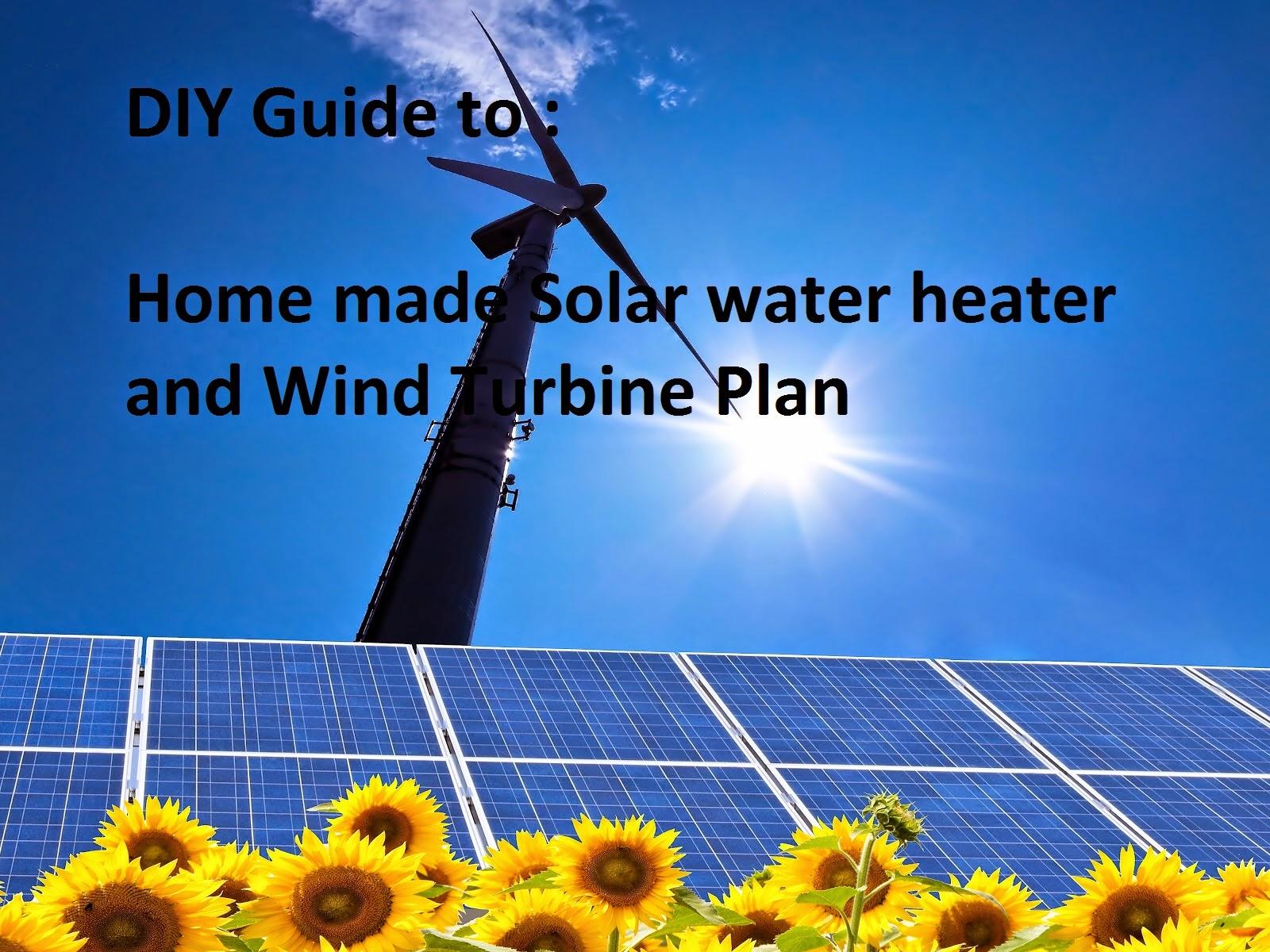 Green Energy DIY Guide
