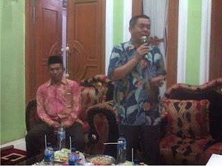 Tatap Muka dengan Pengecer Pupuk, H. Syafru Ingat Masa Lalu