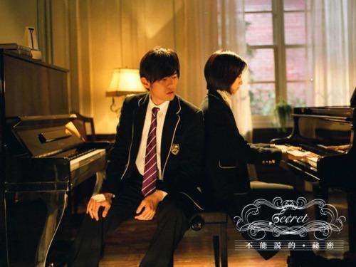 Secret (2007) dan Hear Me (2009) Film Taiwan Paling Romantis
