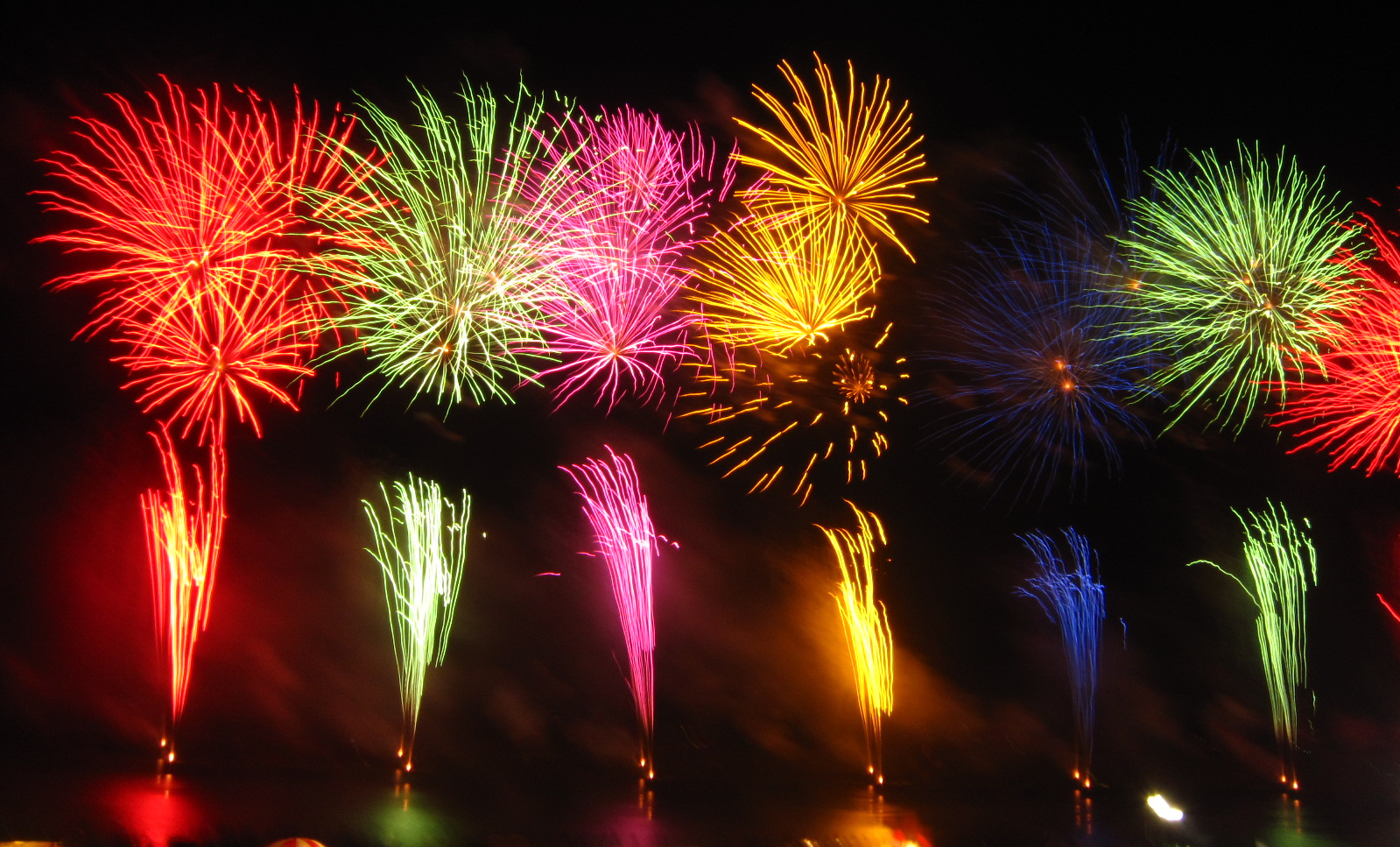 Free Bus Service to Elk Grove Park For Fourth of July Fireworks