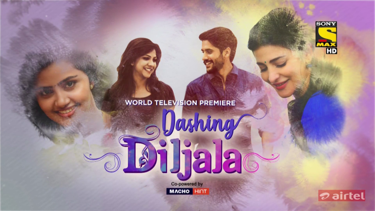 Dashing Diljala 2018 in Hindi 300MB Movie HDRip 480p
