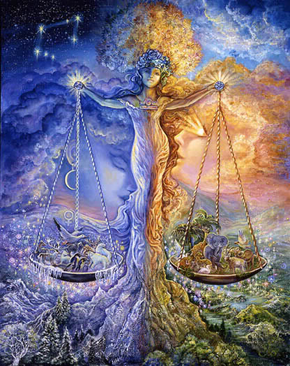 Full Moon In Libra ~ April 11th