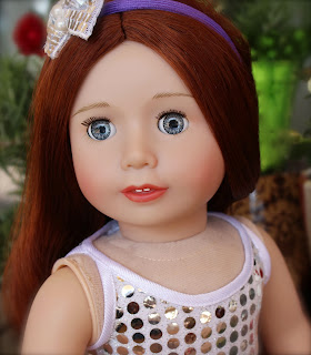 18 inch Doll Clothes, 18 inch Doll and Doll Clothes by Harmony Club Dolls.
