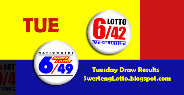 August 11, 2015 for 6/42 Lotto and 6/49 Super Lotto PCSO Draw Results