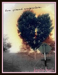 pokok turut berkasih sayang..