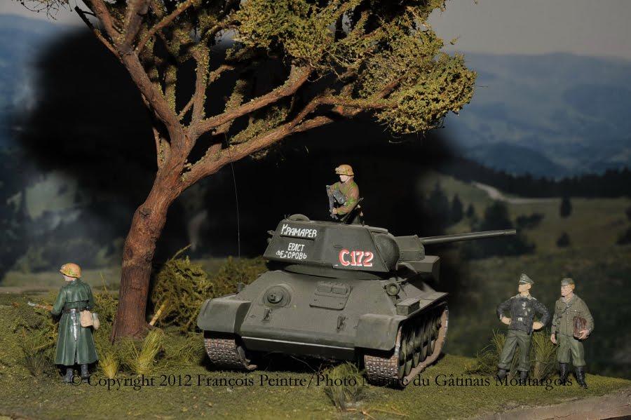 SOVIET le T34 76