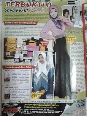 Mingguan Wanita 21-27 Sept 2012