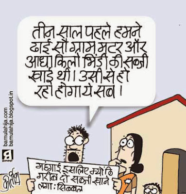 Kapil Sibal Cartoon, Kapil Sibbal Cartoon, poverty cartoon, inflation cartoon, mahangai cartoon, dearness cartoon, cartoons on politics, indian political cartoon, political humor