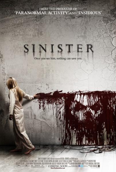 Sinister 2012 di Bioskop