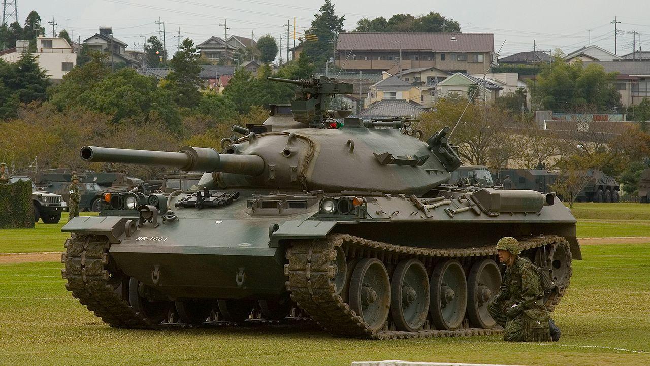 tanks war