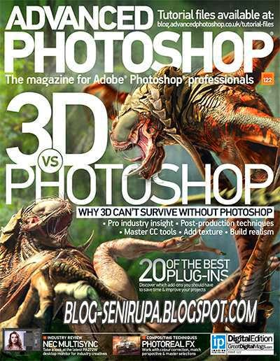 Advanced Photoshop Magazine Issue 122 2014