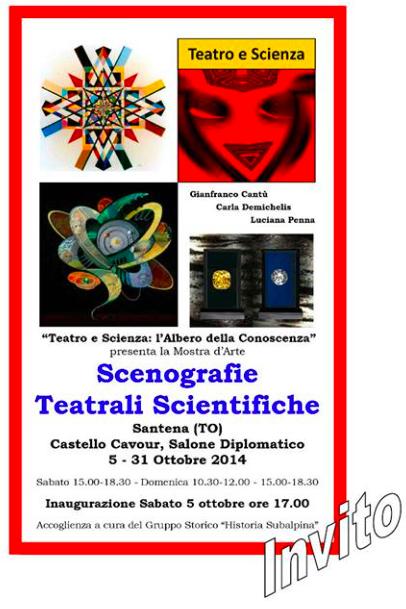 teatro e scienza